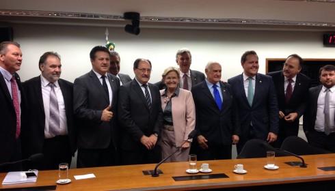 Bancada Gaúcha Federal se reunirá em Porto Alegre e Brasília